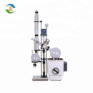 RE-1002 Water Rotary Evaporator Electronic Vacuum Distillation Equipment