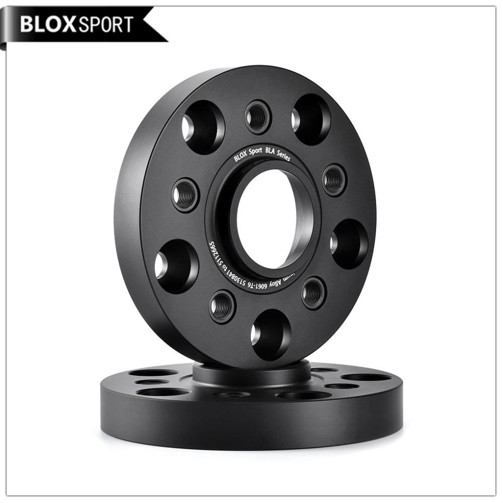 15MM BLACK 71.6MM CB Wheel Spacers 5x130 SET BALL BOLTS for CAYENNE Q7 TOUAREG