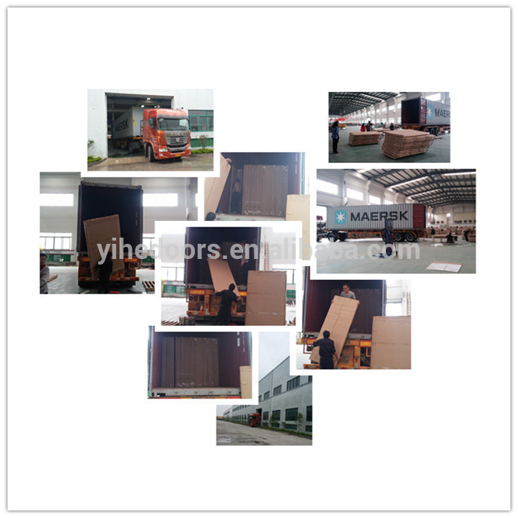 China High Quality Simple Solid Wooden Door Design For Hotel Doors ...