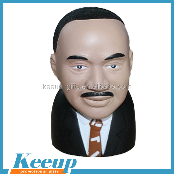 Promotional high quality Customized cheap PU stress ball anti stress relievers
