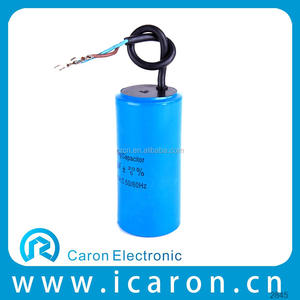 impulse voltage divider capacitor 250uf