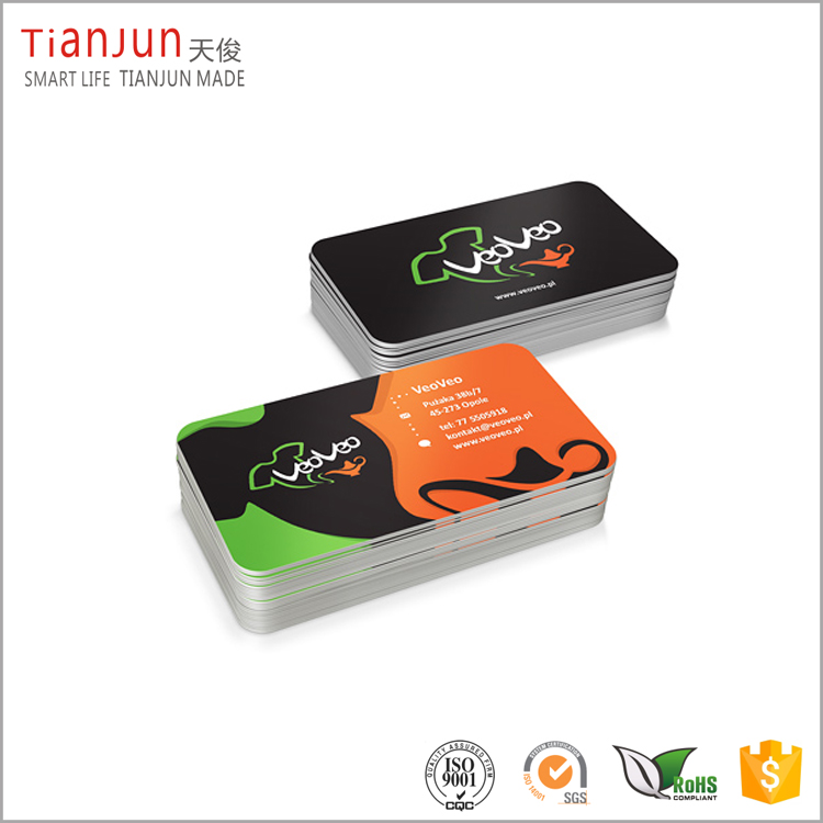 China Professional magnetic Plastic Business Card Maker