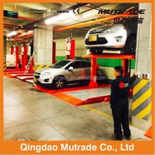 China Mutrade Cyrus Germany Quality CE 2 levels car stack