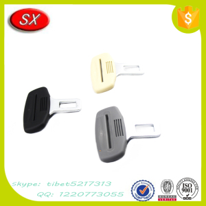 Car safety belt clips lock safety belt plug bolt cord lock
