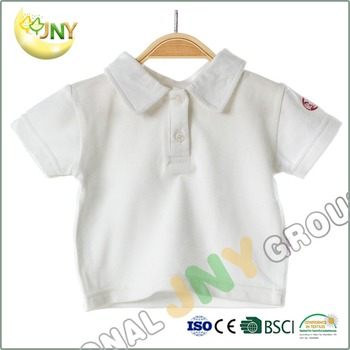 07bf3a55d Baby Boy Design 100%cotton Trendy Plain Blank Pure Color Polo Shirt ...