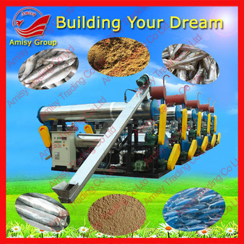 Small plant ams fm 300 fish meal production line fish meal for Fish meal for sale