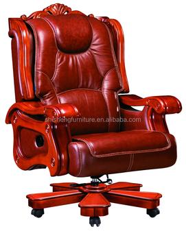 Classic Luxury Leather Boss Excutive Office Chairs Buy Genuine Leather Office Chair Executive Office Chairs Luxury Leather Office Chair Product On Alibaba Com