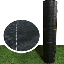 Plastic Weed Control Ground Cover Membrane Landscape Fabric mulch