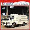 DongFeng 4*2 tractor mounted road sweeper