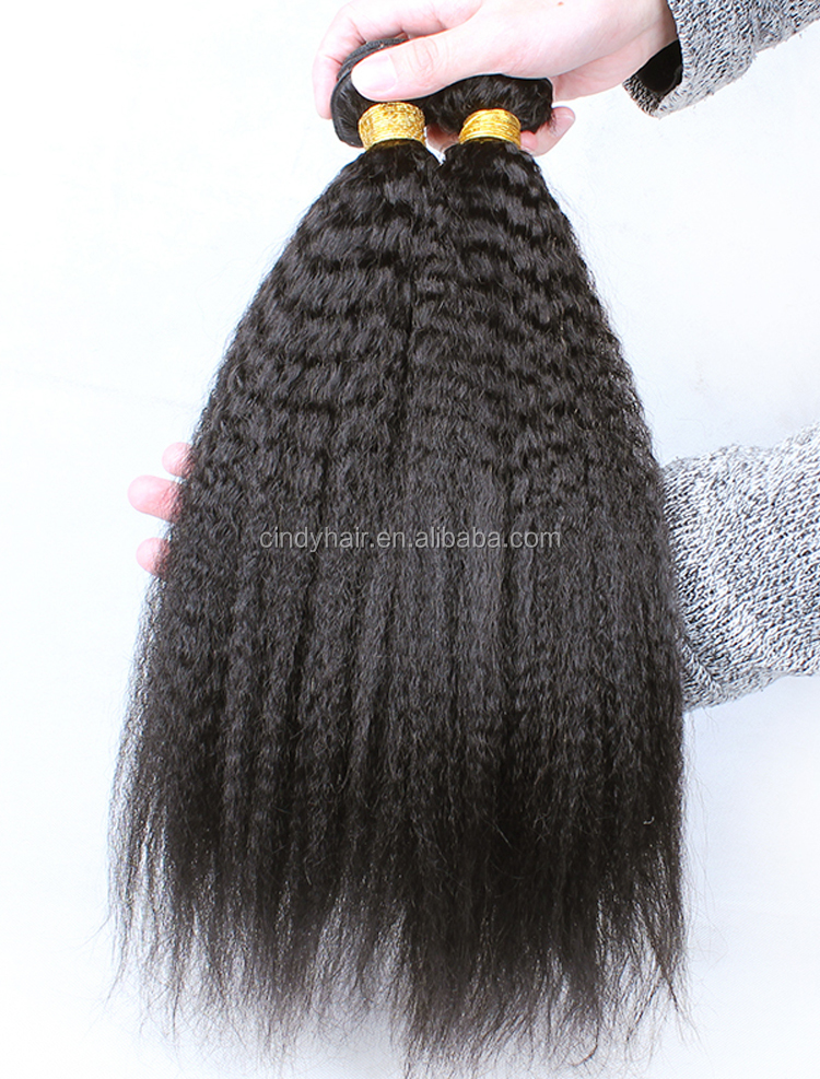 Tangle and Shedding Free Alibaba China Suppler Cheap Brazilian <strong>Human</strong> 7A Wholesale Kinky Straight Free Shipping Hair Weaves