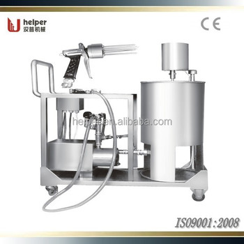 manual brine injector for small meat factory