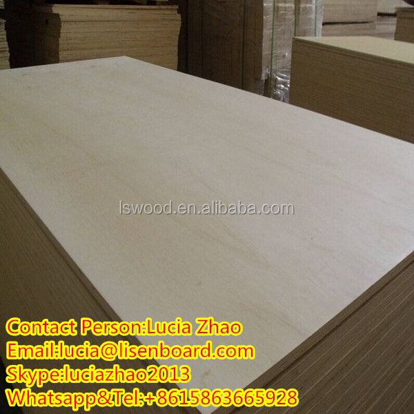 18mm Baltic russian birch plywood prices , finnish birch laminated plywood 3mm