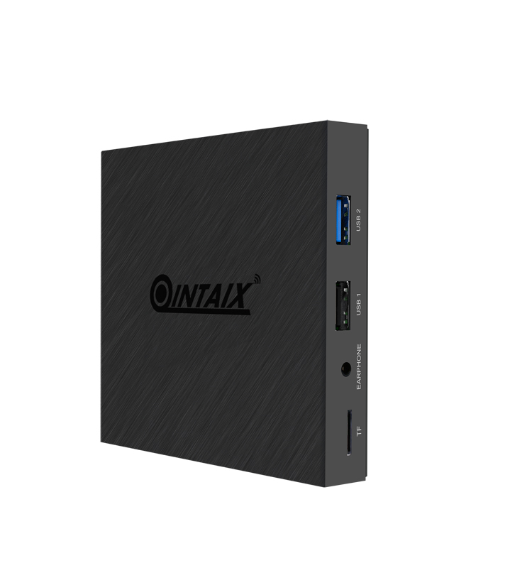 QINTAIX Q9S PRO Android media Player 2 gb gb Amlogic 16 S905X2 4 k Android 8.1 caixa smart tv