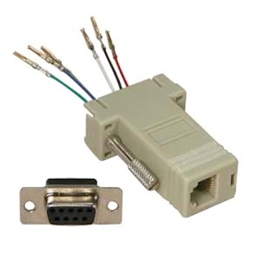 Cheap Rj11 To Db9 Adapter, find Rj11 To Db9 Adapter deals on line at ...