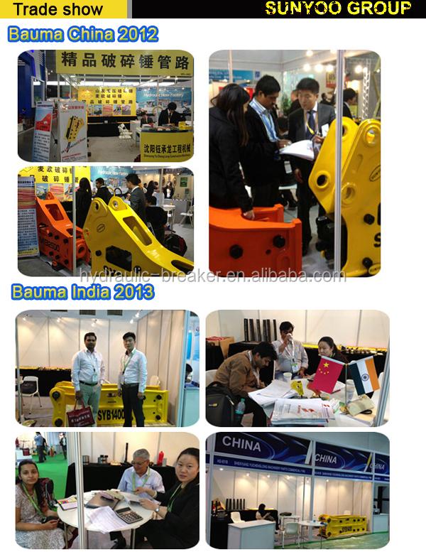 Demolition Tools Hydraulic Breakers China Supplier Hydraulic ...