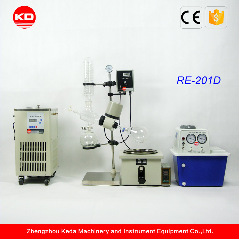 (KD) Inovative Best Quality Rotary Evaporator with High Vacuum Rate