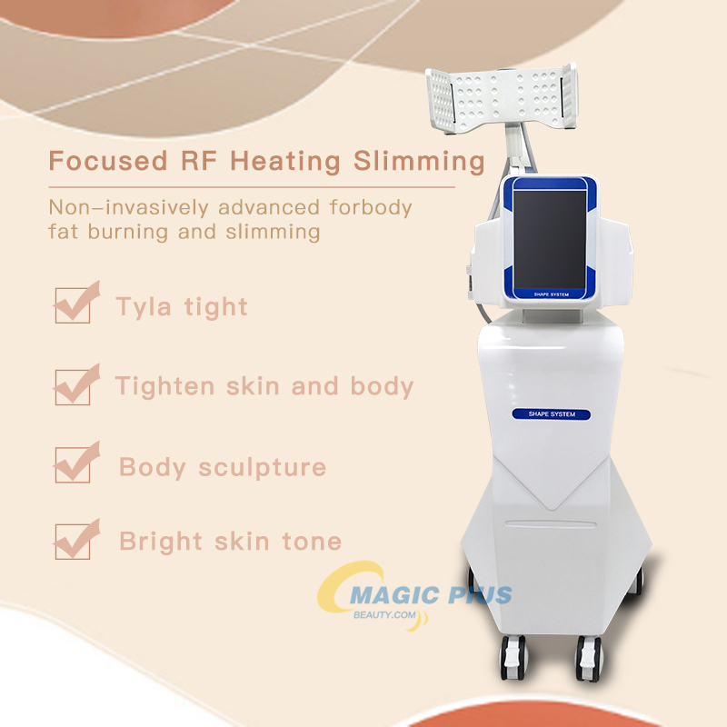 A0224 Professional Fat Reduction Weight Loss Body Shaper Body Firmer Slimming Machine