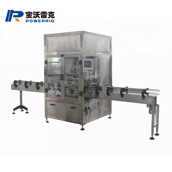 Automatic pneumatic sunflower oil bottle filling capping and labeling machine olive oil bottling production filler line