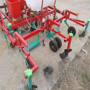 New Design 3 Row Bean Corn Planter Seeder Hand Corn Seeder For Sale