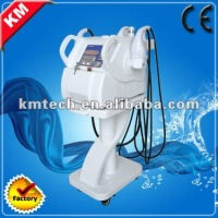 2012 portable ultrasonic vacuum weight loss+RF face lifting machine