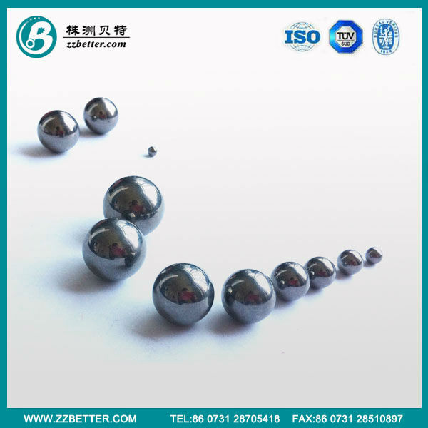 sintered carbide pen ball tc ball
