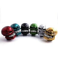 Wholesale Car Shift Gear Knob Skull Gear Knob Gear Shifter Knob