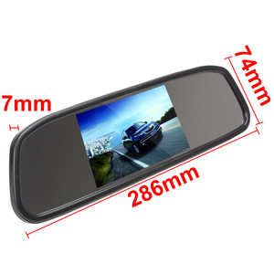 High Quality Shenzhen 4.3 inch lcd tft module 480*272 rear view car monitor
