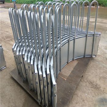 Hot Dipped Galvanized Steel Sheep Fence Panel Round Bale
