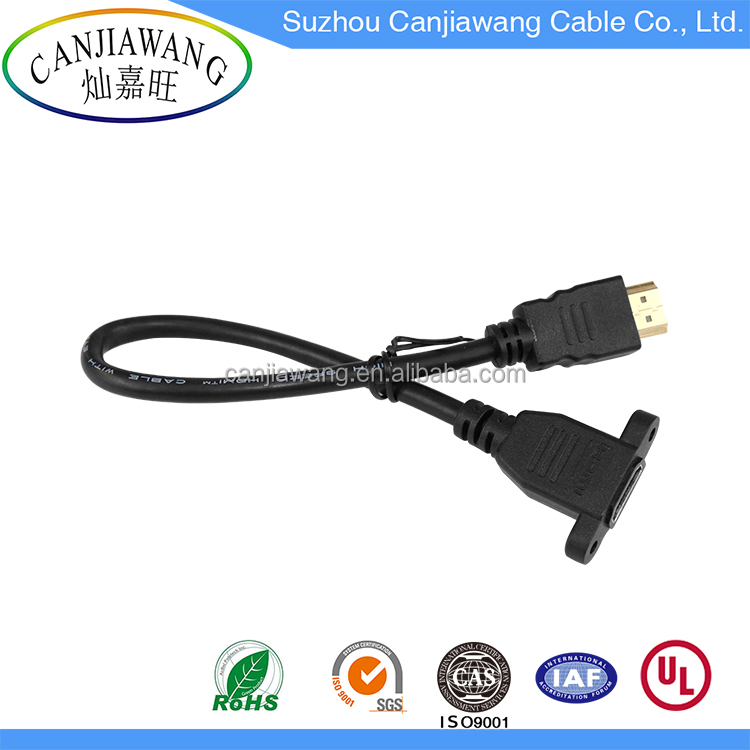 High quality 1080P High Speed HDM I to VGA Cable