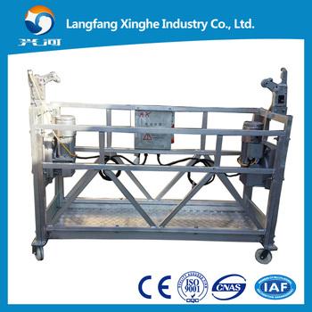 Ltd 63 Hoist Suspended Working Platform Electric Cradle