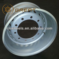 Steel Wheel 24.5 Inch Truck Rims,Size: 22.5x8.25,22.5x9.00,22.5x11 ...