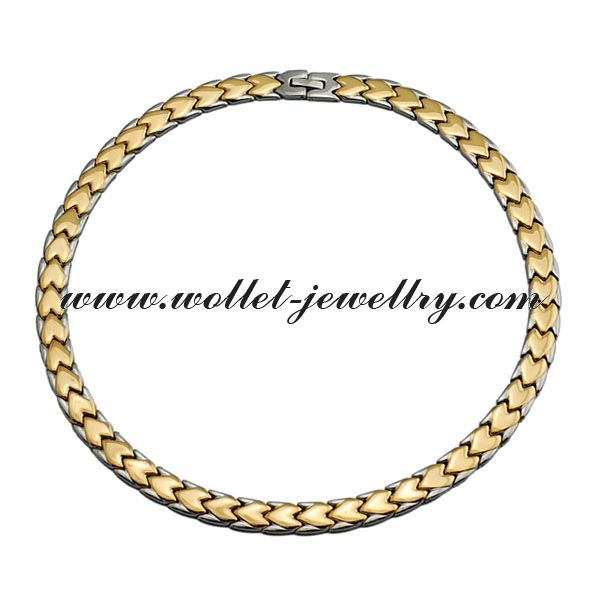 Handmade south Africa trendy new chinese classcal jewelry promotion 24k gold plating necklace
