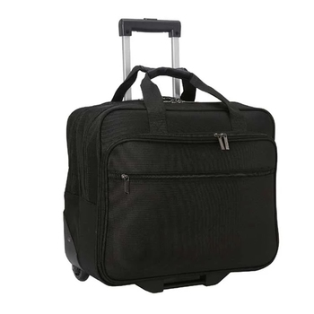 Sale best large capacity 1680D polyester business bag classic custom briefcase