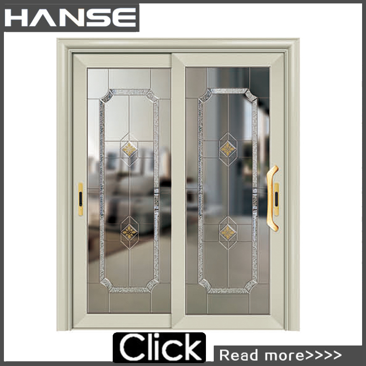 HS-8011 house exterior front metal gate doors house