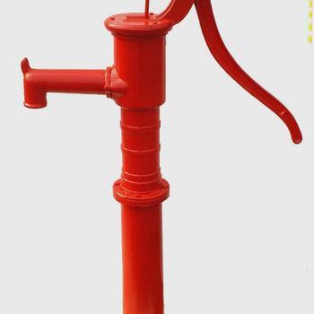 Cast Iron Village Hand Water Pump