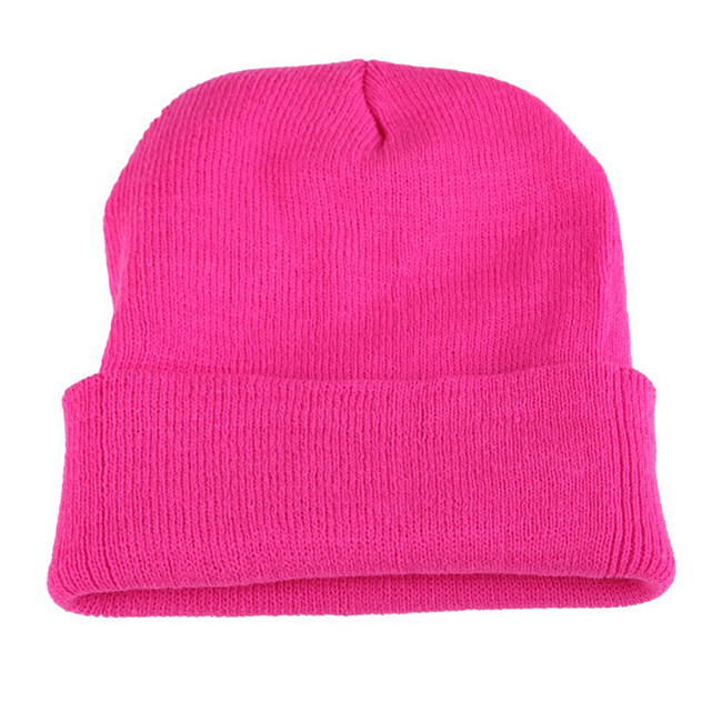Wholesale Custom Winter crochet beanie for adults