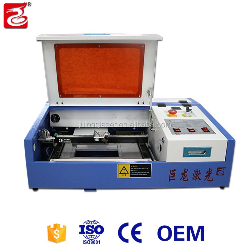 Smart wood pen co2 laser engraver 3020 DIY wood engraving machine