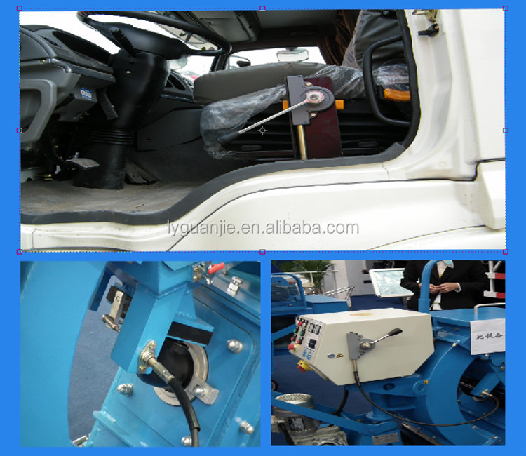 Dump Truck Cable Controls : Gj dump truck shift control lever buy
