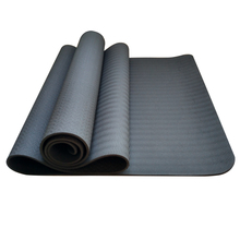ONEENO Manufacturer eco tpe best black yoga mat exercise gymnastic