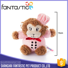 Discount durable pet toy cat