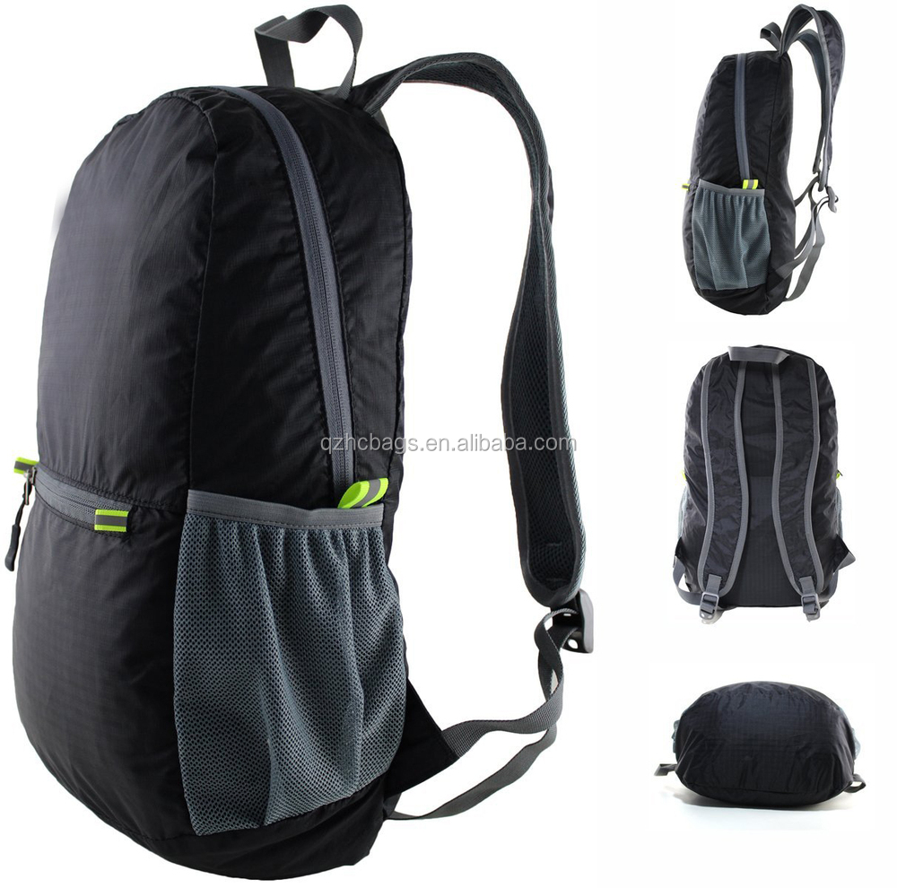 Lightweight Best Foldable College Backpack Durable Light Backpacks ...