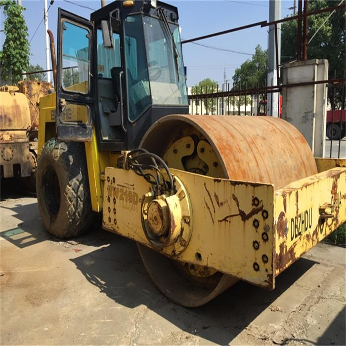 excellent quality Used road roller BOMAG BW219 Cheap Price in Shanghai China