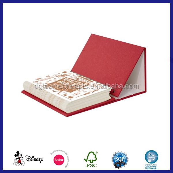 Spiral Bound Paper Funny Desktop Calendar - Buy Spiral Bound Paper ...