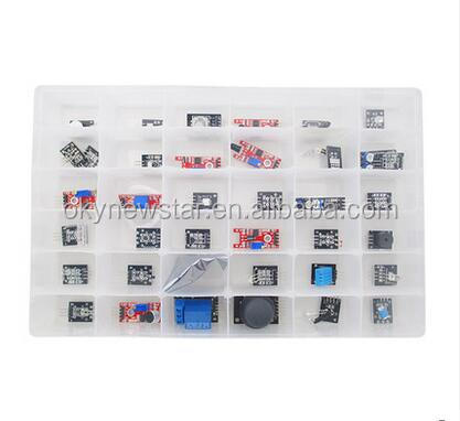 Hot Selling 37 In 1 Sensor DIY Tool Electronic Starter Kit
