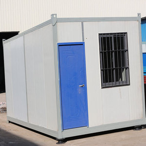 worker camp using export container house first aid fast build portable container house containerchina house with high quality