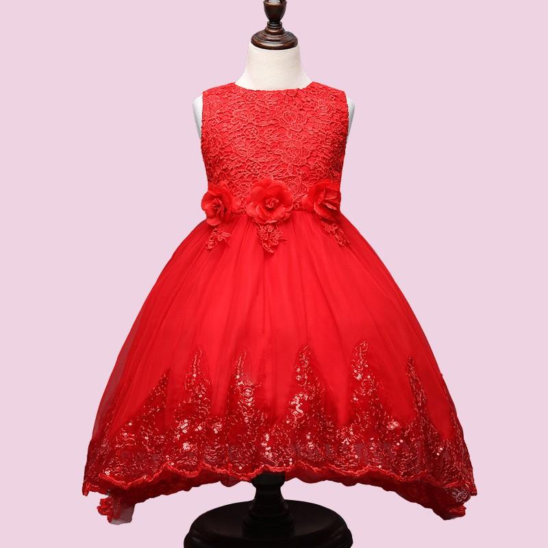 Venta al por mayor modelo de vestidos para niñas-Compre online los ...