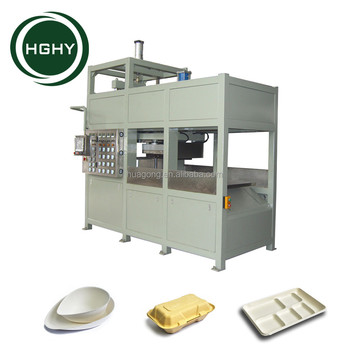 Biodegradable Bagasse Plates Making Machine Export From China - Buy Paper  Plate Making Machine,Bagasse Plates Making Machine,Paper Tray Making  Machine