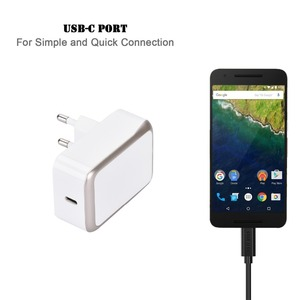 5V/9V/12V/15V/20V USB Type-C with Power Delivery 30W USB Wall Charger, PowerPort Speed 1 for Nexus 5X / 6P, LG G5, MacBook