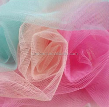Different Color and Standard Width Jacquard 100% Polyester Cotton Fabric Netting