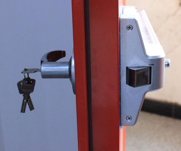 Аварийный выход 60 90 минут стальные противопожарные двери с push-бар Оптовая продажа, изготовление, производство